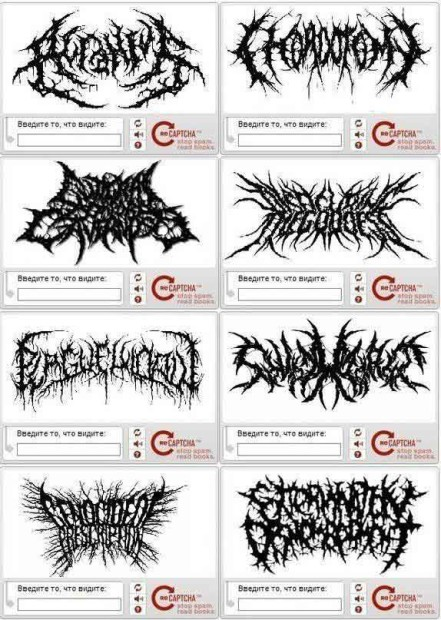 picture writing captcha odd