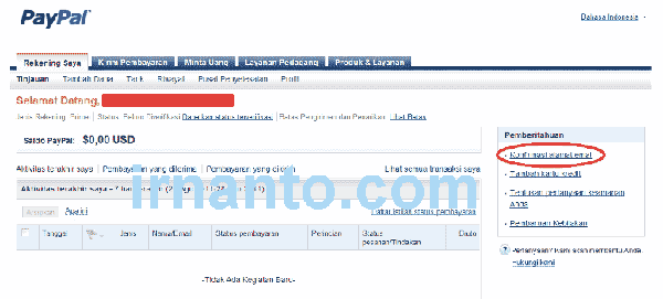 Tutorial Registration Paypal Link Confirmation Email