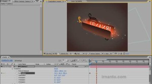 pembuatan animasi di after effects