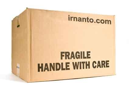Box Barang Kiriman