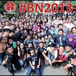 peserta blogger nusantara 2013