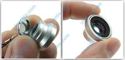 Jual VEENTOOK OSINO 0.67x + Wide Angle Micro Lens Kit camera pelepasan magnet irnanto.com